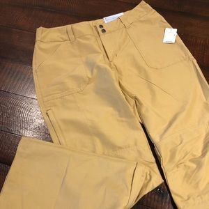 Patagonia Borderless Zip-off Pants - NWT